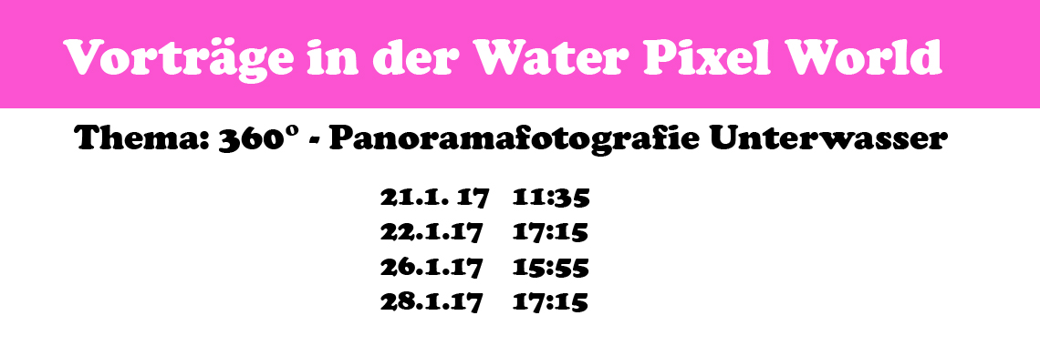 Boot 2017 - Water Pixel World